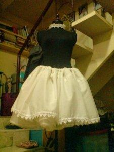 puffy petticoat!